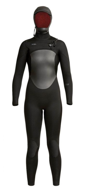 hooded wetsuit