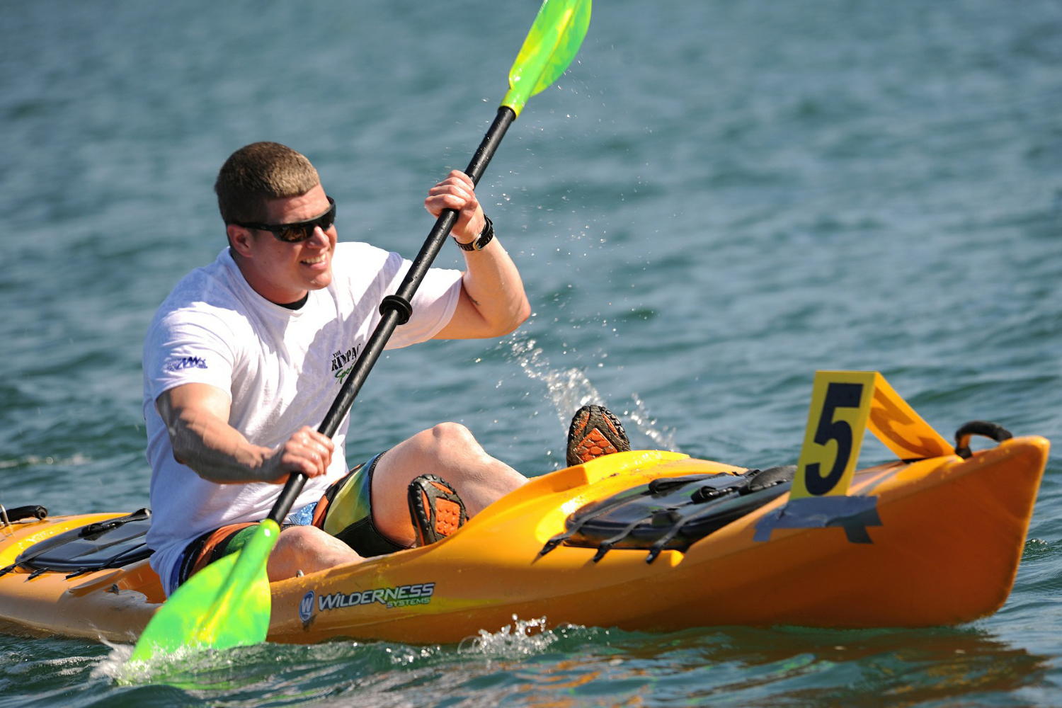 what to wear kayaking in the summer