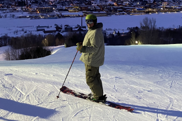 best ski goggles for night skiing