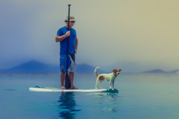 best stand up paddle boards for big guys