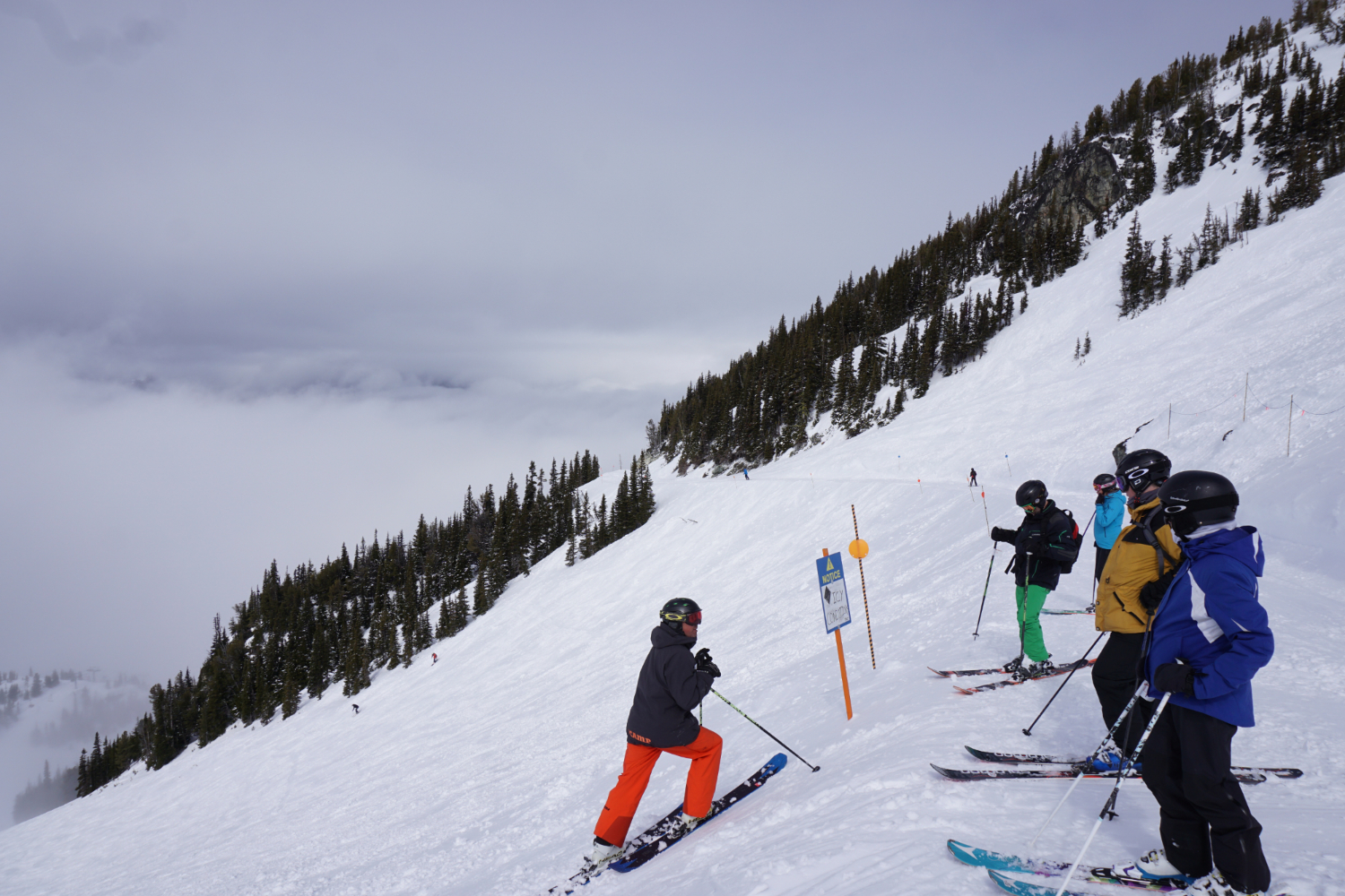 7 tips for first time skiers