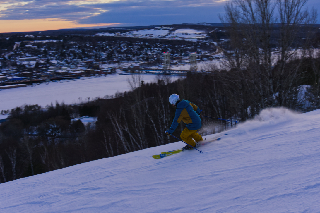 how long does it take to learn to ski