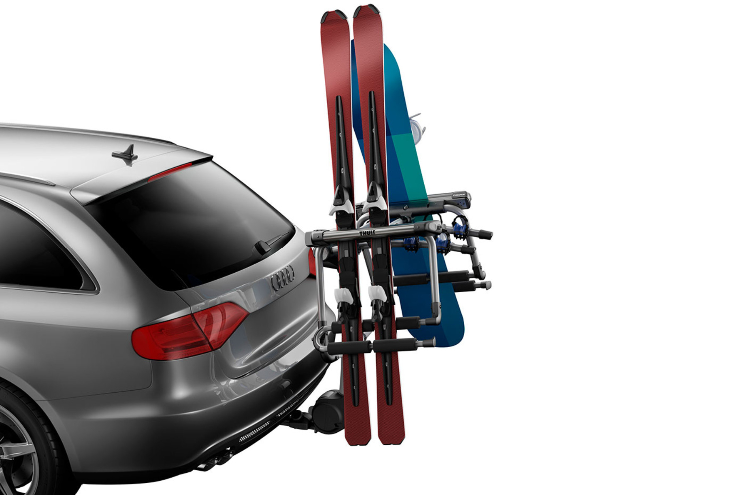 thule hitch rack