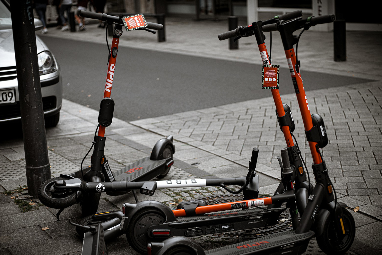electric scooter maintenance