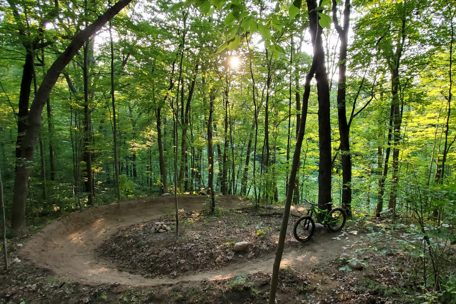 DTE Foundation Trail