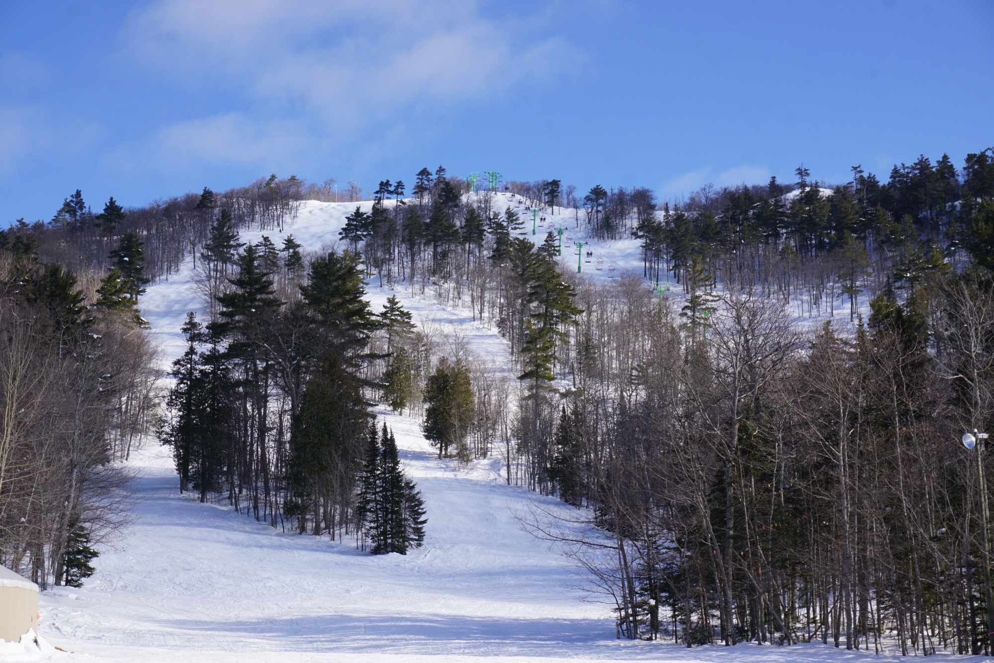 Michigan upper peninsula skiing