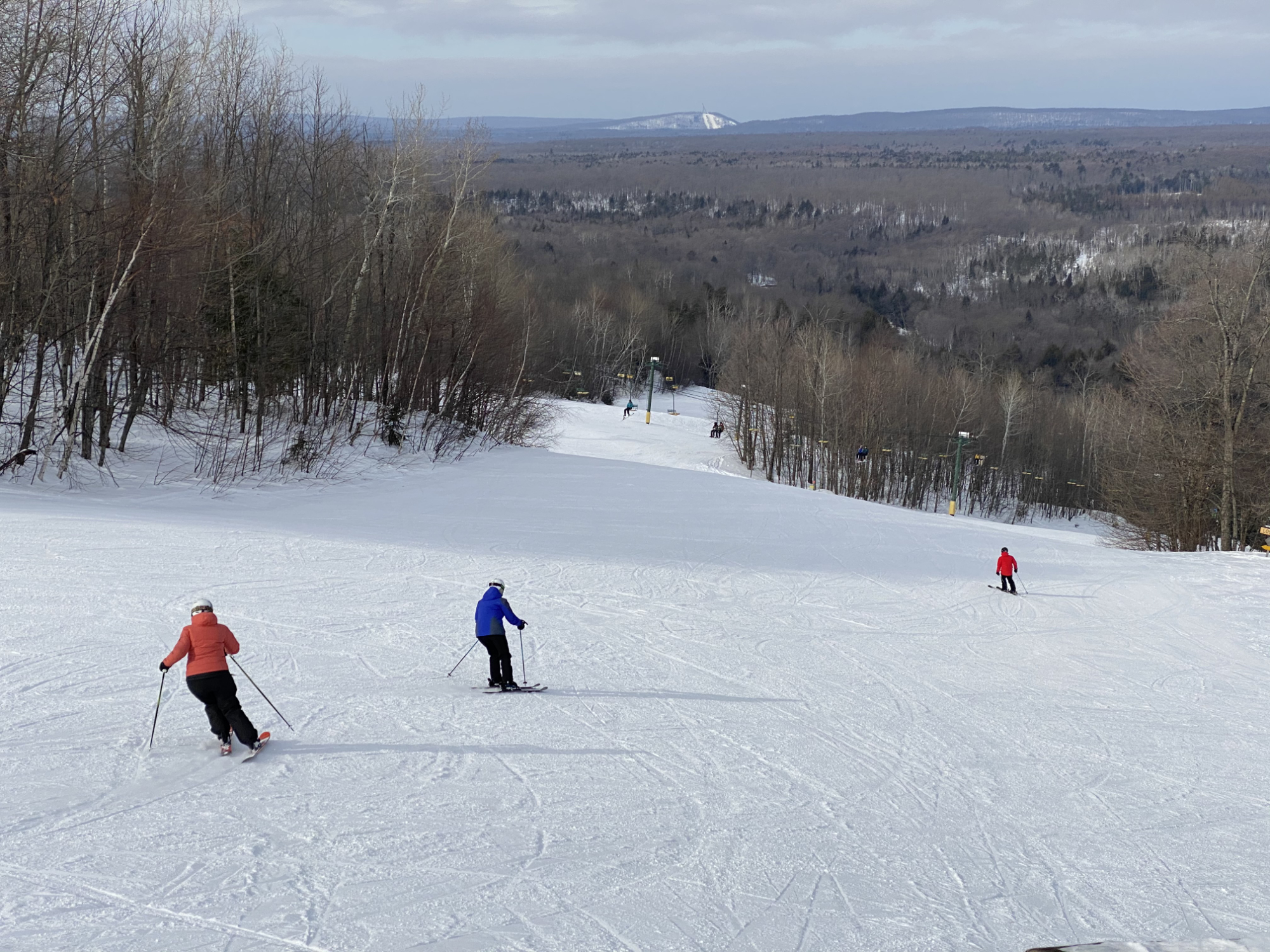 blackjack resort groomed run