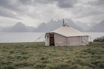 best winter tents with stove jacks
