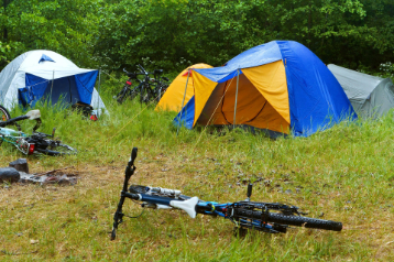 best tents for camping in rain