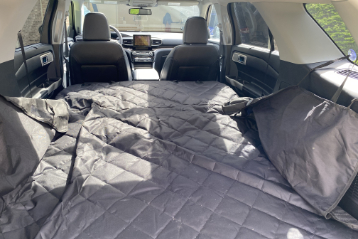 Funnipets SUV Cargo Liner Review
