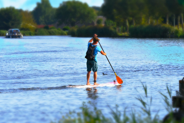 do you need a life jacket to paddle board