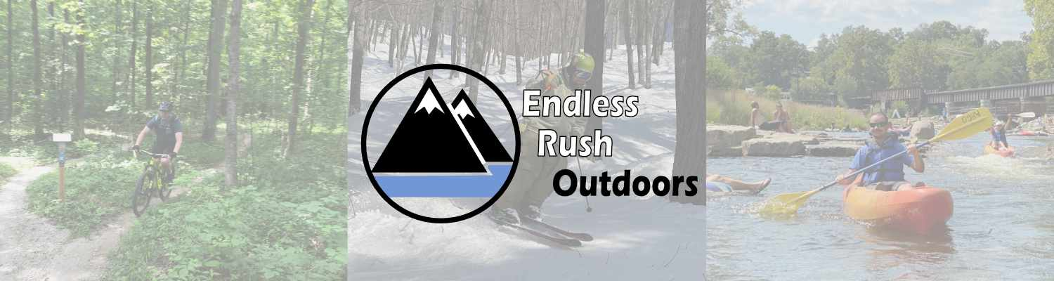 Endless Rush Outdoors Home Page Title Image