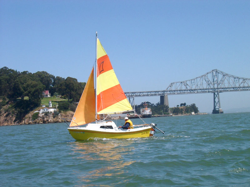 west wight potter sailboat