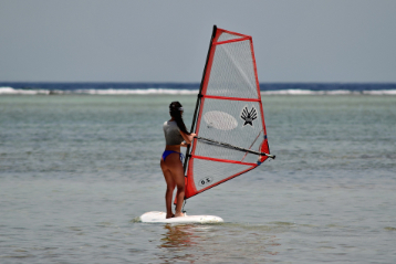 windsurfing equipment for beginners