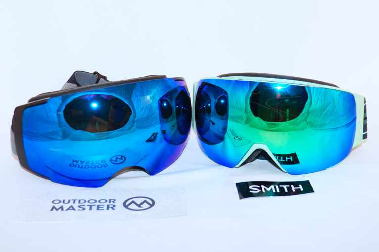 outdoormaster goggles vs smith
