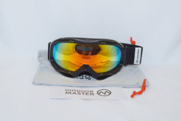 OutdoorMaster OTG Ski Goggle Review